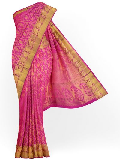MHC2032179-Vivaha Wedding Silk Saree