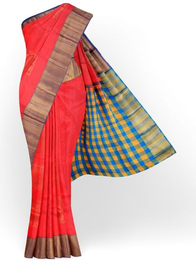 MHC2057972 - Vipanji Traditional Silk Saree