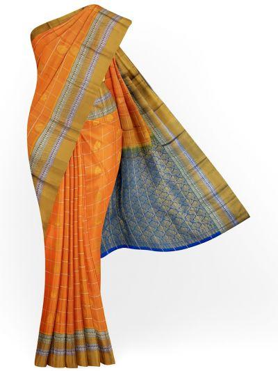 MHC2219060-Vipanji Traditional Silk Saree
