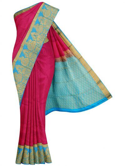 MHD2273218 - Vipanji Traditional Silk Saree