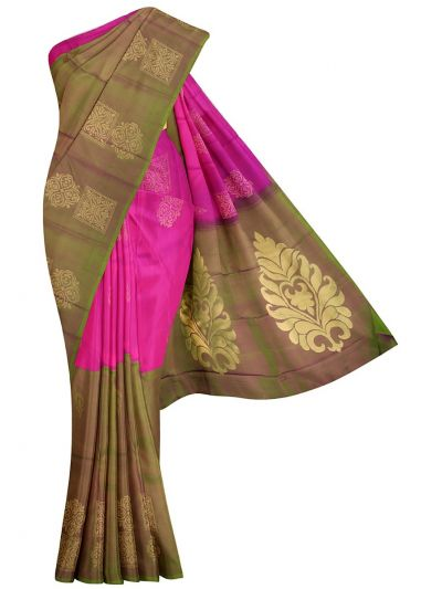 Bairavi Traditional Uppada Silk Saree - MHD2305882