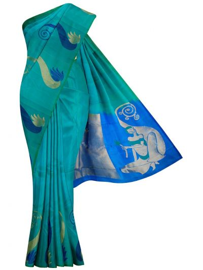 Bairavi Traditional Uppada Silk Saree - MHD2305891