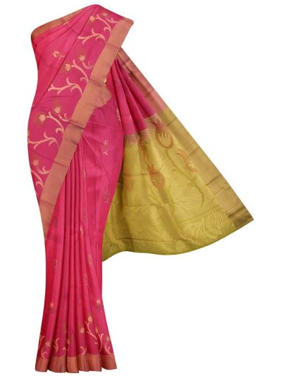 Bairavi Traditional Uppada Silk Saree - MHD2305898