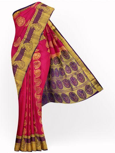 MHD2368260-Bairavi Gift Stonework Art Silk Saree