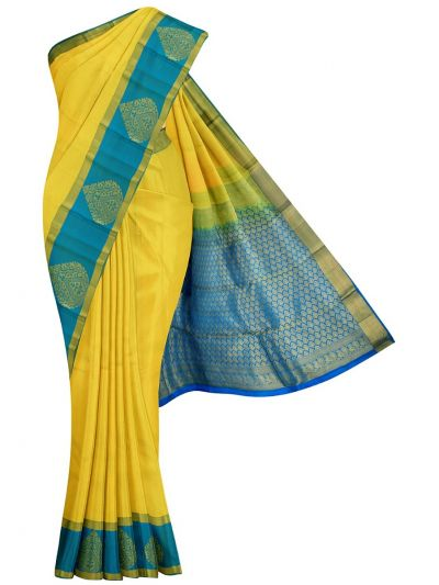 Bairavi Traditional Silk Saree - MHD2422991