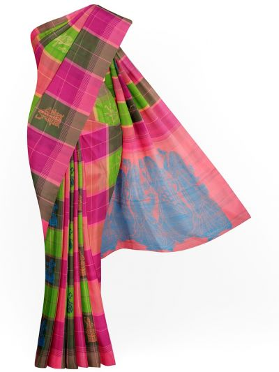 MHD2447619 - Vipanji Soft Silk Saree