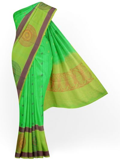 MHD2447623-Vipanji Soft Silk Saree