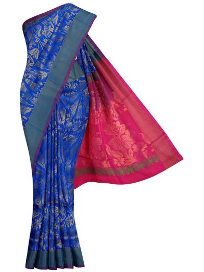 Bairavi Gift Art Silk Saree - MHD2502309