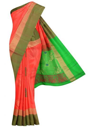 MHD2502318-Bairavi Gift Art Silk Saree