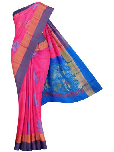 Bairavi Gift Art Silk Saree - MHD2502371