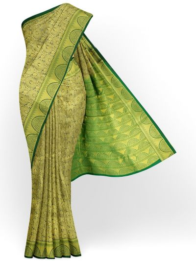 MIB3567353-Bairavi Gift Art Silk Stone Work Saree