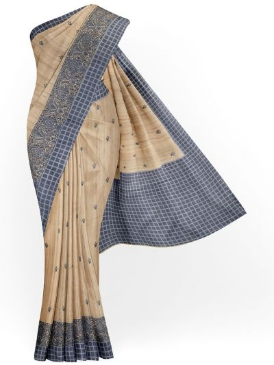 MIB3582767-Kyathi Semi Tussar Silk Saree
