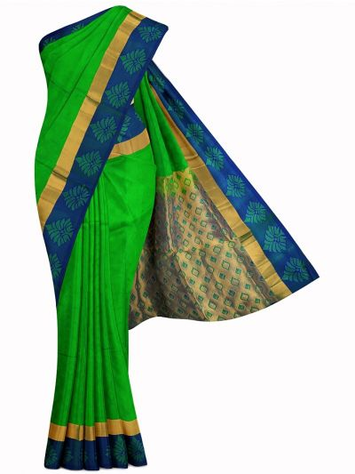 MIB3608640-Gift Art Softy Silk Saree