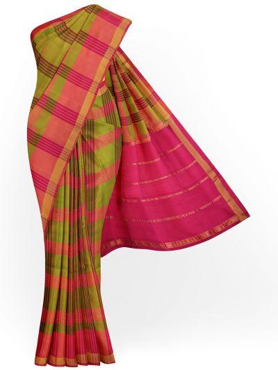 MIB3608702-Vipanji Soft Mix Silk Saree