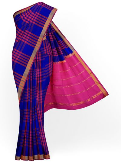 MIB3608708-Vipanji Soft Mix Silk Saree