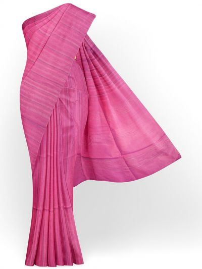 Sahithyam Exclusive Dupion Tuusar Silk Saree - MIC4277877