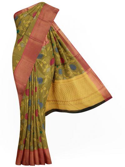 MID4731786-Kyathi Fancy Thanjui weaving Saree