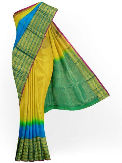 MID4843804-Sahithyam Dupion Tussar Silk Saree