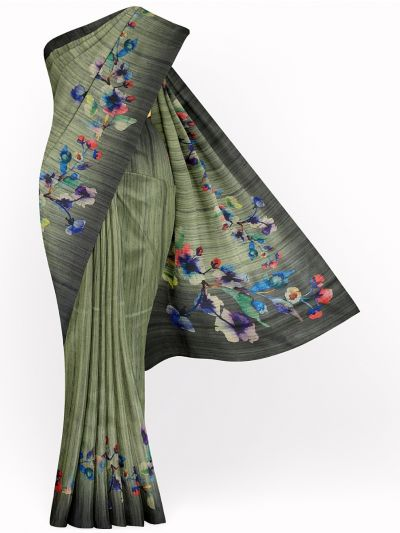 MID4886015-Fancy Printed Kadhi Silk Saree