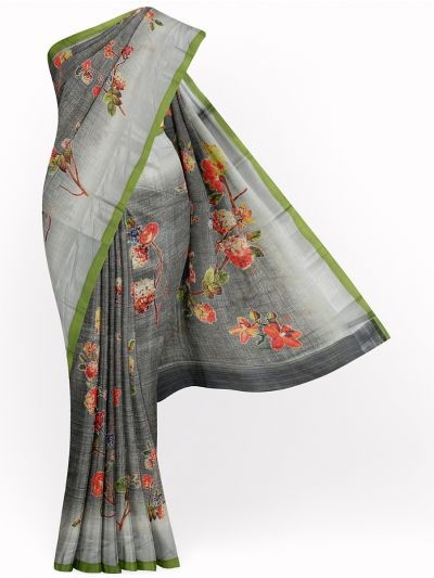 MID4886115-Fancy Printed Art Tussar Saree