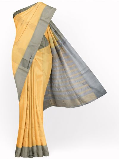 MID4886462-Fancy Printed Semi Jute Saree