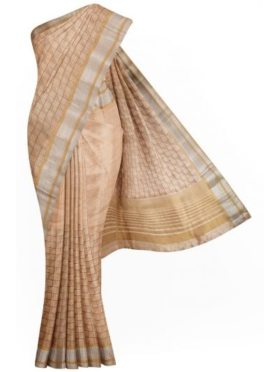 MID5270102-Kathana Fancy Semi Jute Saree
