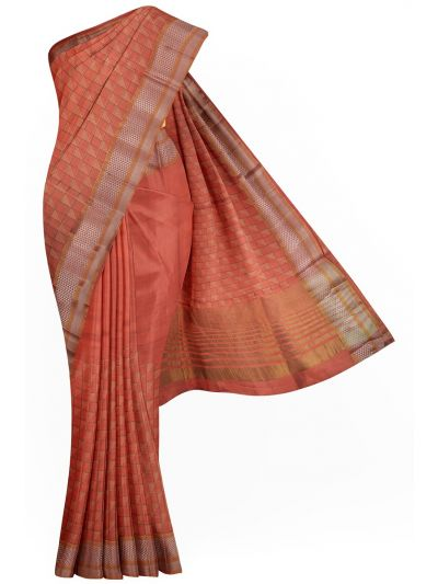 MID5270105-Kathana Fancy Semi Jute Saree