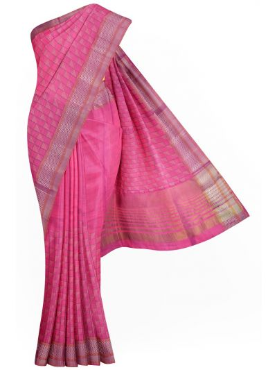 MID5270107-Kathana Fancy Semi Jute Saree