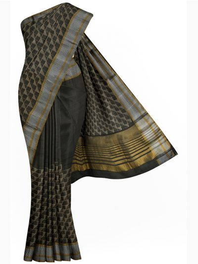 MID5270110-Kathana Fancy Semi Jute Saree