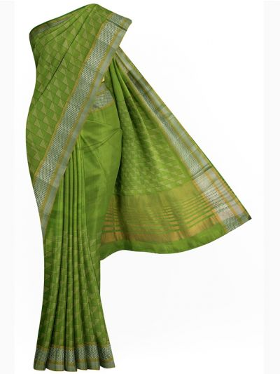 MID5270112-Kathana Fancy Semi Jute Saree