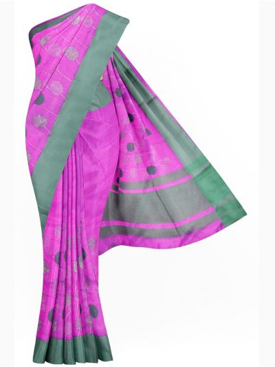 MID5270118-Kathana Fancy Semi Jute Saree