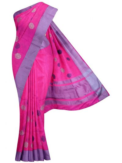 MID5270121-Kathana Fancy Semi Jute Saree