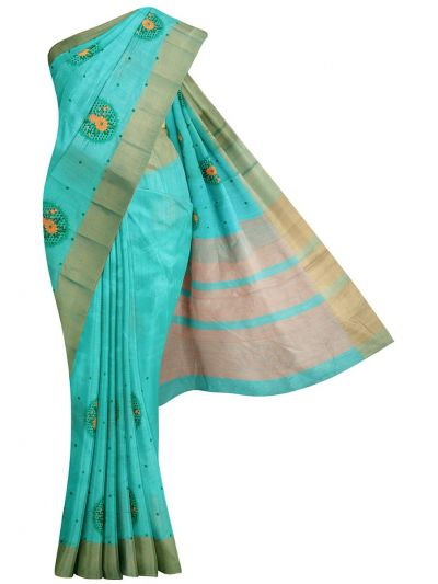 MID5270125-Kathana Fancy Semi Jute Saree