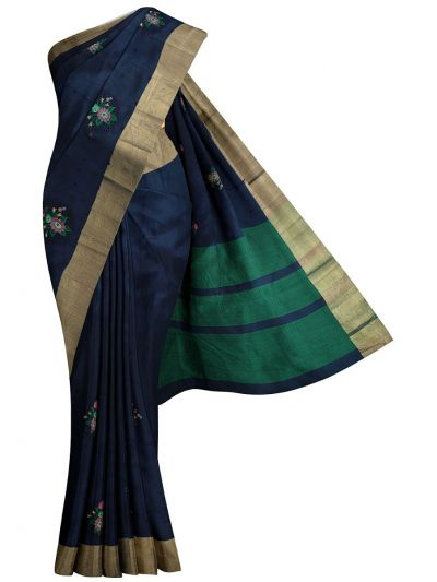 MID5270126-Kathana Fancy Semi Jute Saree