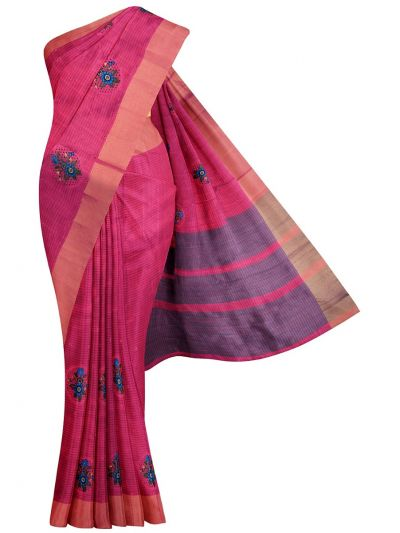 MID5270128-Kathana Fancy Semi Jute Saree