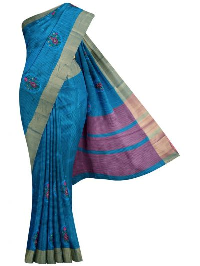 MID5270132-Kathana Fancy Semi Jute Saree