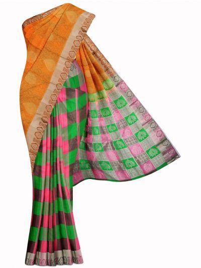 MID5570247-Vipanji Traditional Half and Half Design Silk Saree