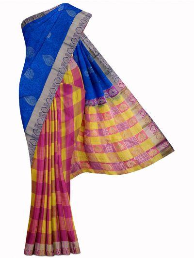 MID5570251-Vipanji Traditional Half and Half Design Silk Saree