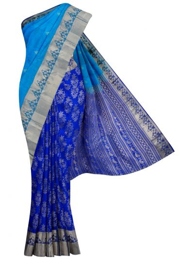 MID5570265-Vipanji Traditional Half and Half Design Silk Saree