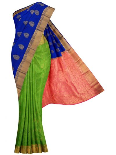 MID5570266-Vipanji Traditional Half and Half Design Silk Saree