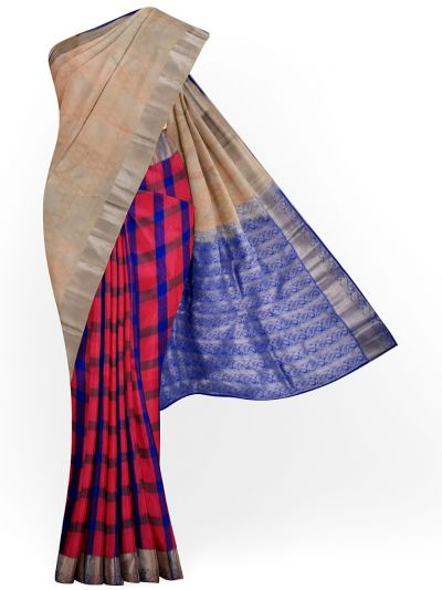 MID5570271-Vipanji Traditional Half and Half Design Silk Saree