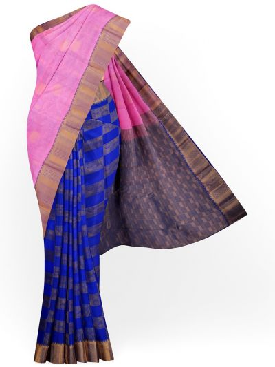 MID5570276-Vipanji Traditional Half and Half Design Silk Saree