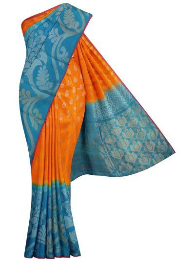 MID5979405-Kyathi Dupion Tussar Silk Saree