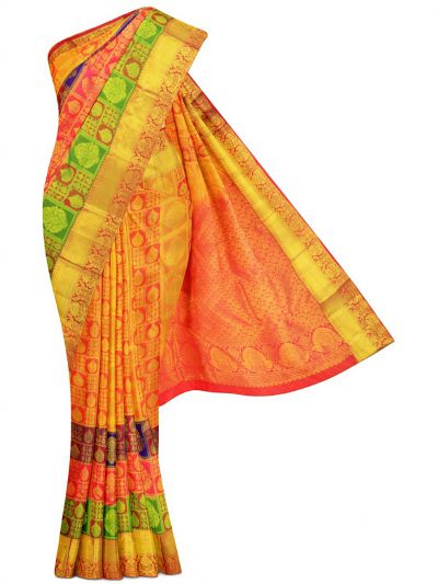 MJA6752180-Vivaha Wedding Silk Saree