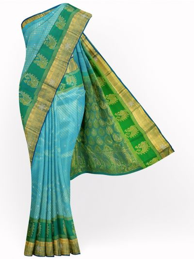 MJA6852263-Vivaha Wedding Stonework Silk Saree