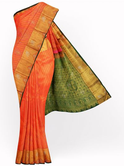 MJA6852287-Vivaha Wedding Stonework Silk Saree