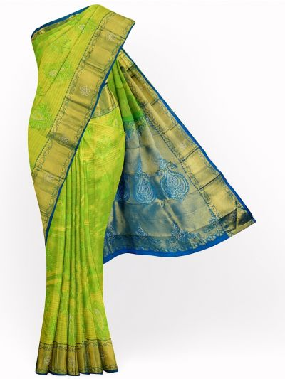 MJA6852291-Vivaha Wedding Stonework Silk Saree