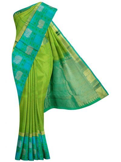 MJA6945191-Vivaha Wedding Pure Silk Saree