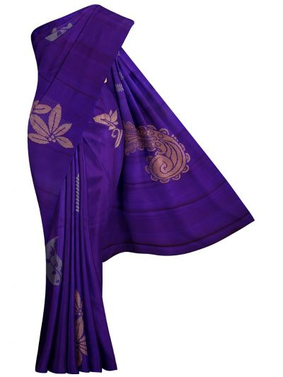 MJA7109183-Vivaha Wedding Pure Silk Saree