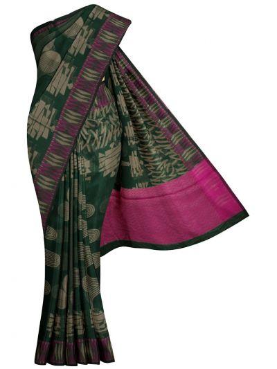 MJB7200361-Jalathi Manipuri Rasam Weaving Saree